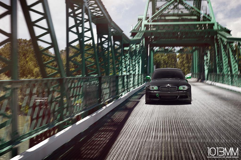 Widebody BMW 135i