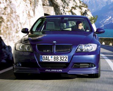 Alpina B3 S BiTurbo