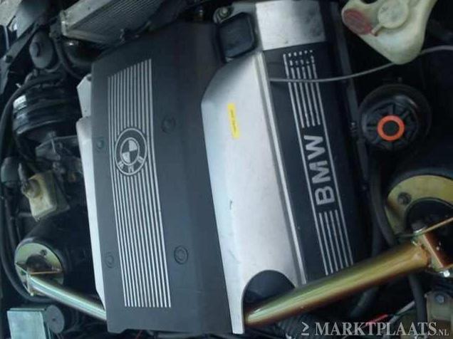 E30 BMW 3 Series engine swap