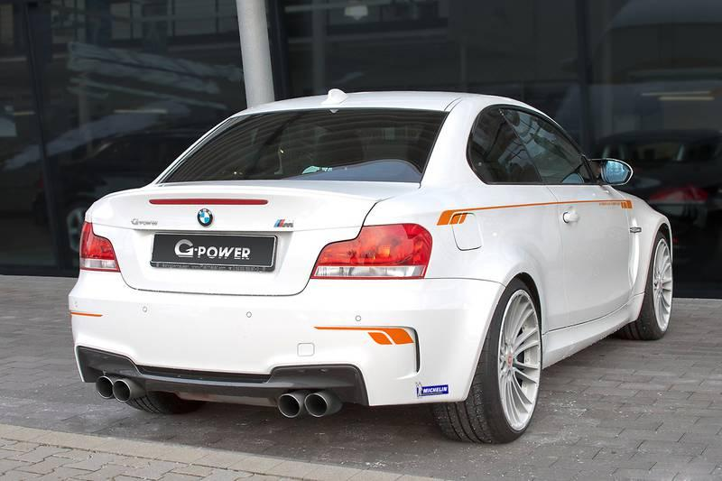 G-Power BMW 1 Series M Coupe