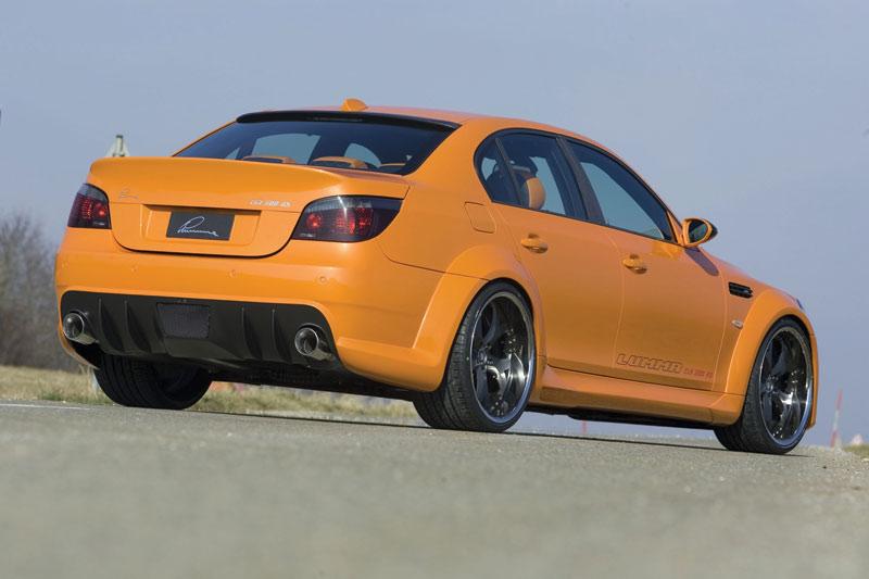 Lumma Design CLR 500 RS BMW M5