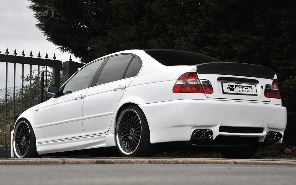 Prior Design E46 BMW 3 Series