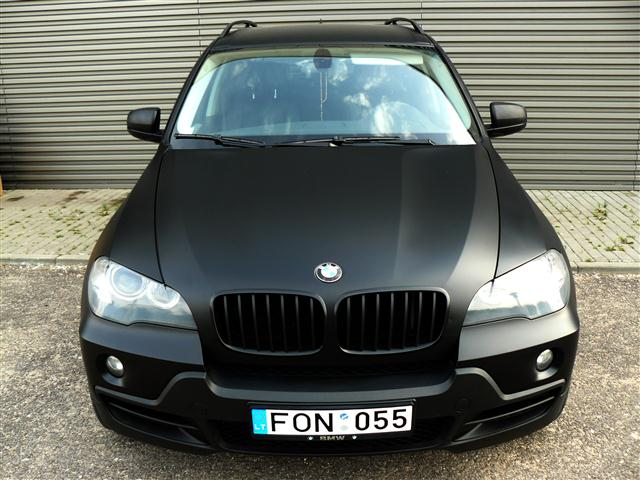 Stealth E70 BMW X5
