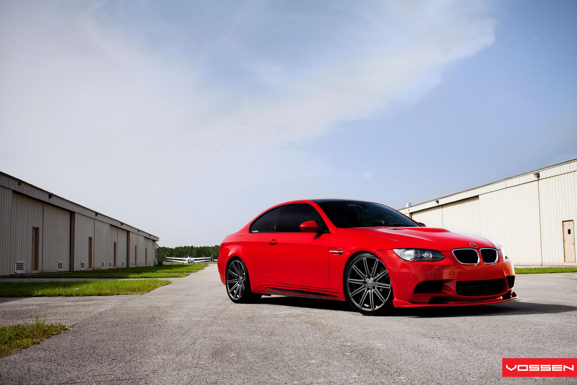 Vossen Wheels E92 BMW M3