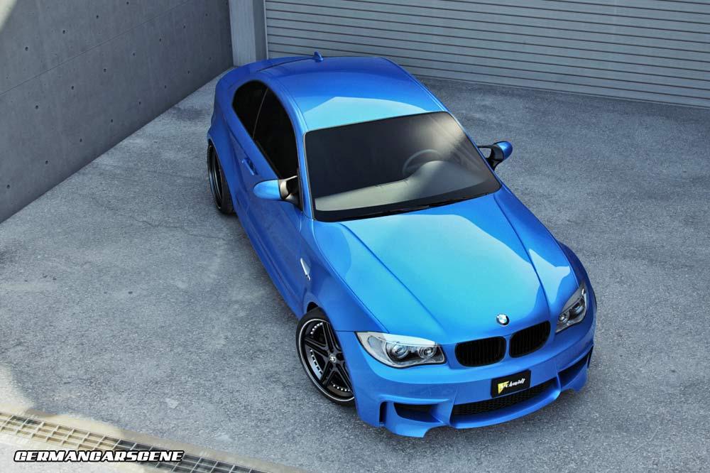 B.E.S.T. BMW 1 Series M Coupe