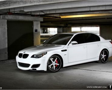 E60 BMW M5 by K3 Project