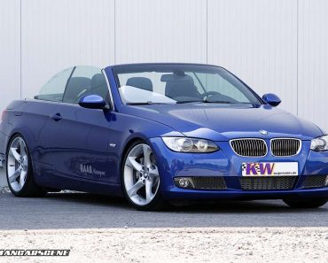 E93 BMW 3 Series KW coilover