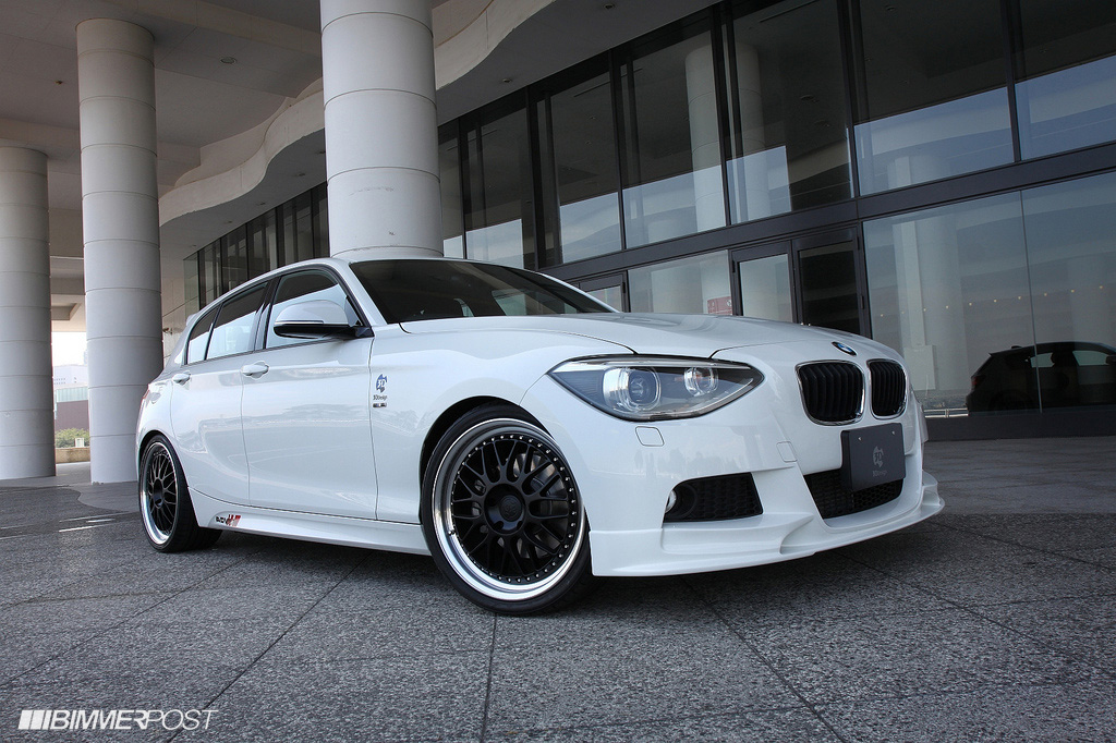 F20 BMW 1 Series by 3D Design