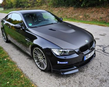 G-Power E92 BMW M3 720