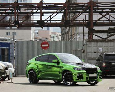 Hamann BMW X6 M Hulk