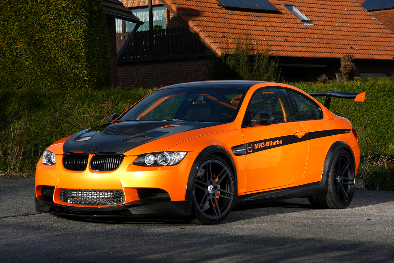 Manhart Racing MH3 V8 RS E92 BMW M3