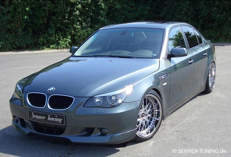 Senner Tuning E60 BMW 5 Series
