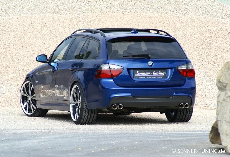 Senner Tuning E91 BMW 3 Series Touring