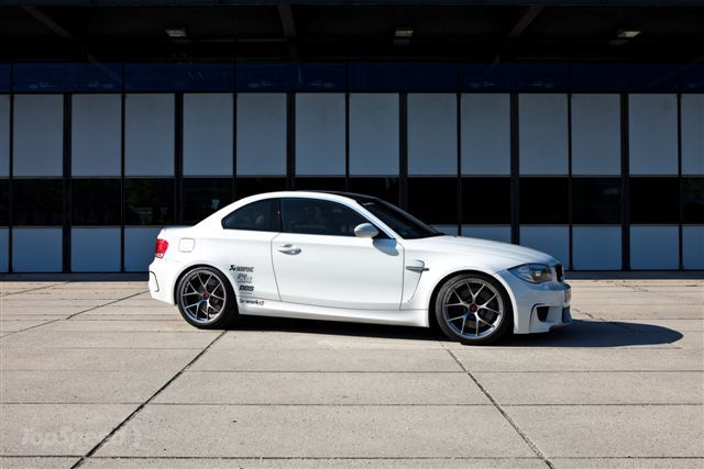 A-Works BMW 1 Series M Coupe