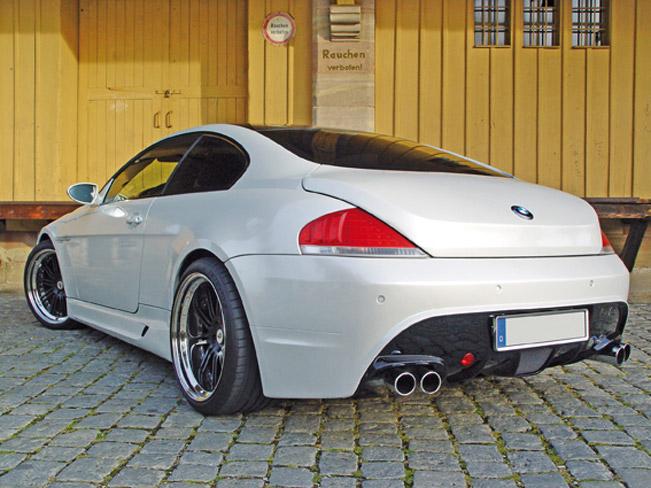 CLP MR 600 GT-S E63 BMW 6 Series