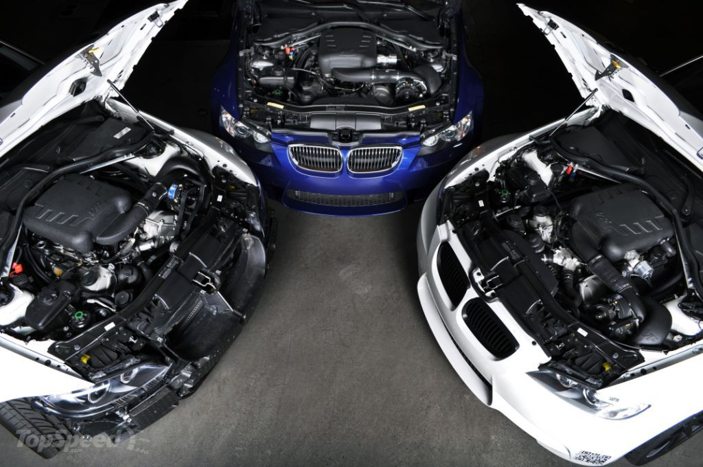 E92 BMW M3 by VF Engineering