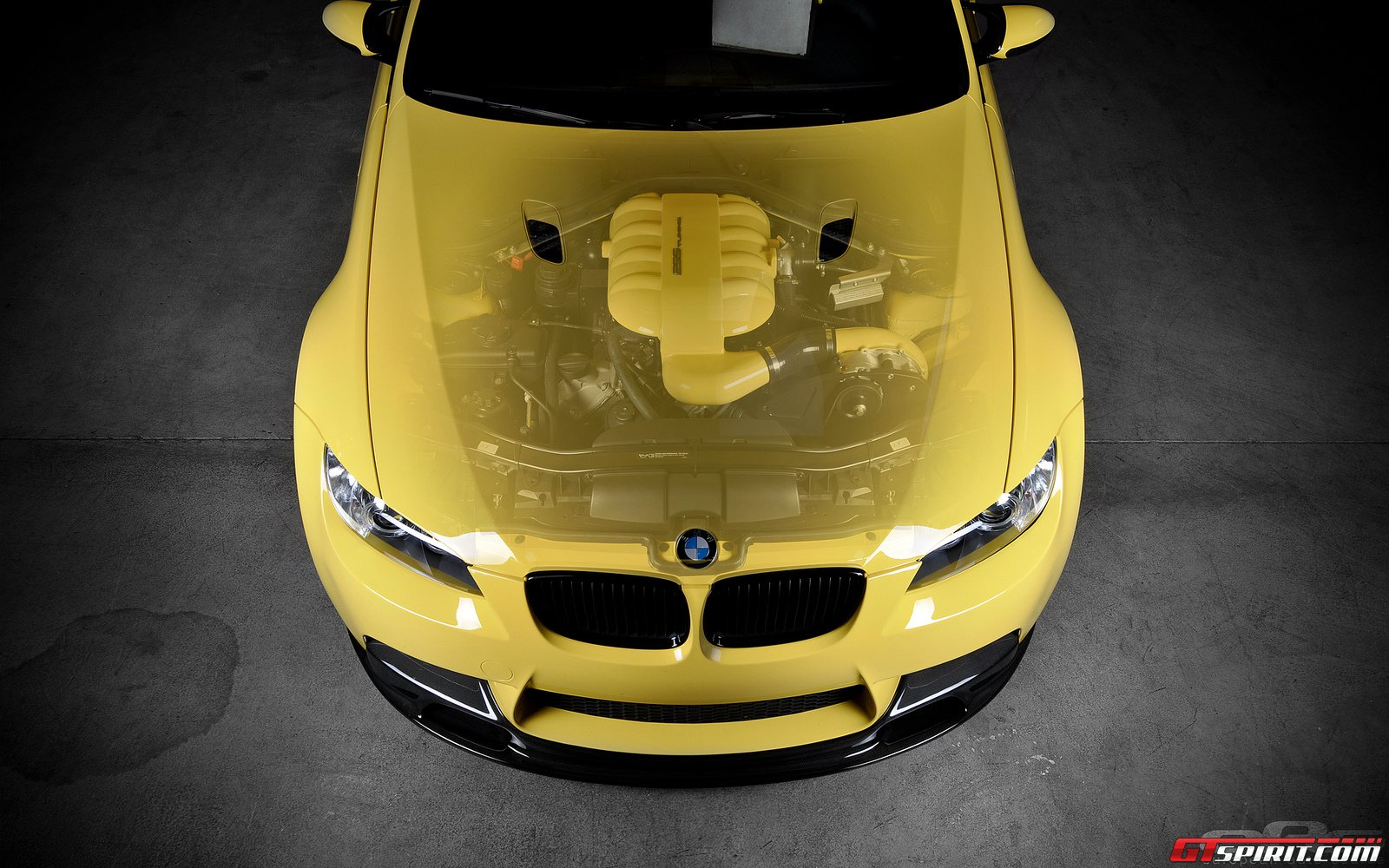 EAS 3D Design E90 BMW M3