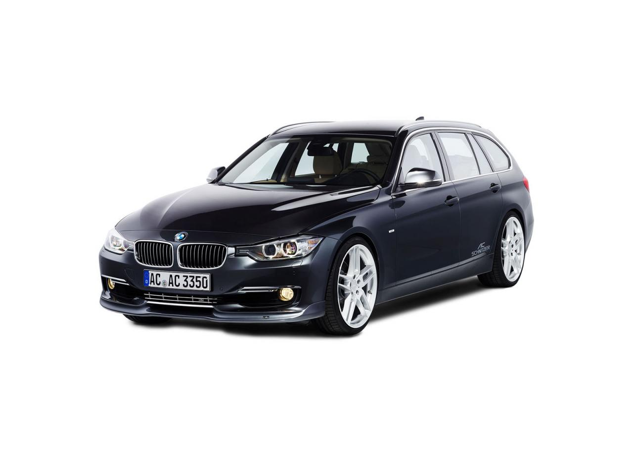 F30 BMW 3 Series Touring by AC Schnitzer