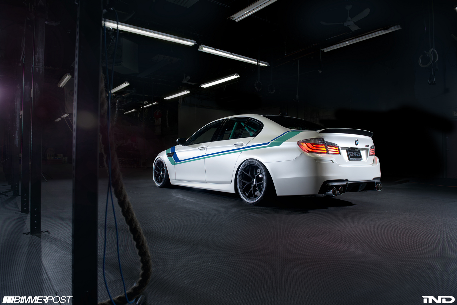 IND F10 BMW M5