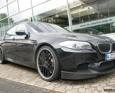 Manhart Racing MH5-S Biturbo F10 BMW M5