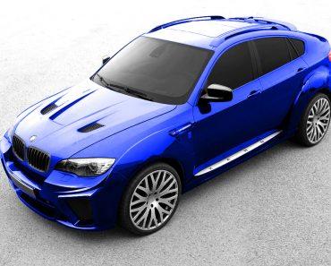 Project Kahn BMW X6