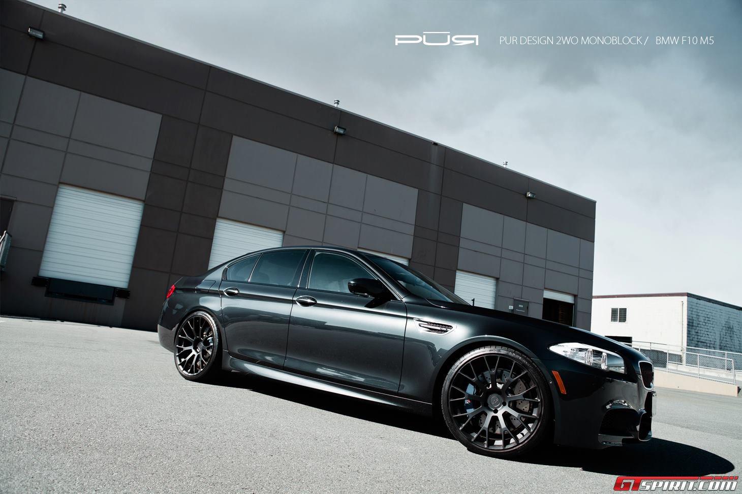 SR Auto Group F10 BMW M5