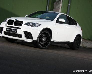Senner Tuning BMW X6 diesel