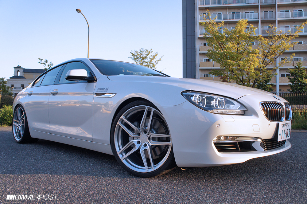 Studie AG BMW 6 Series Gran Coupe