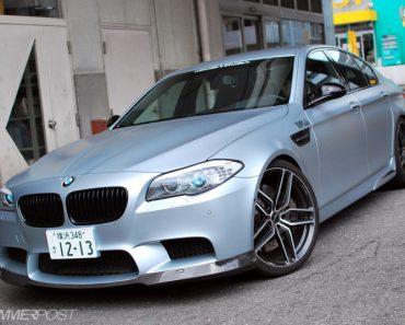 Studie AG F10 BMW M5