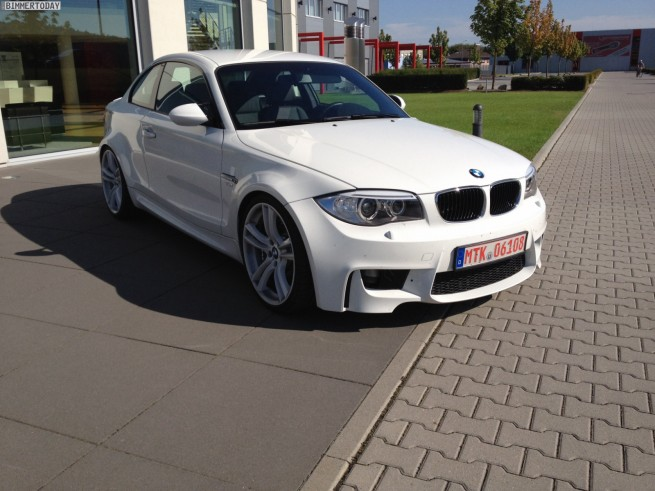 TJ Fahrzeugdesign E82 BMW 1 Series M Coupe