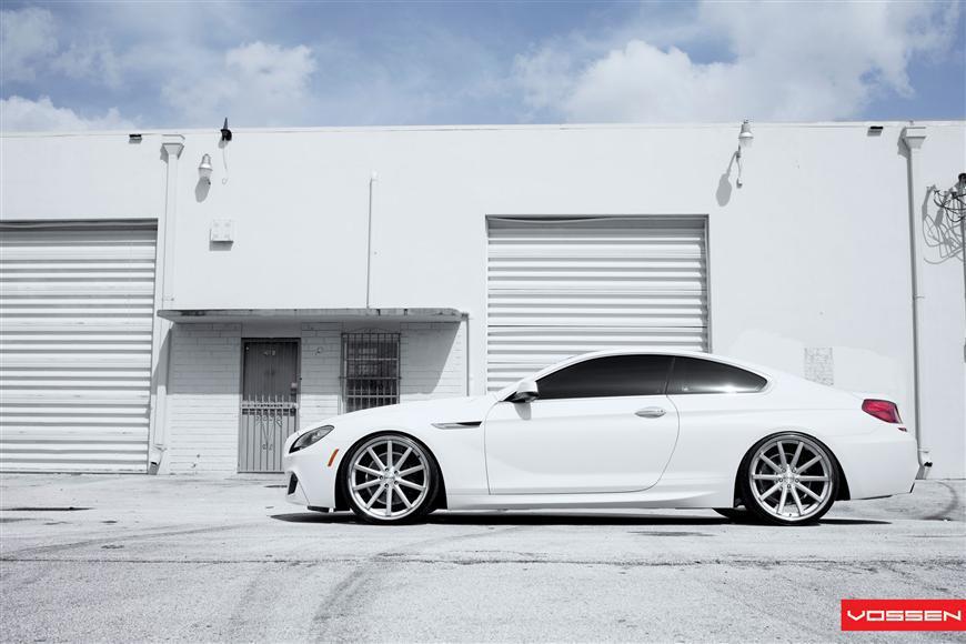 Vossen Wheels F12 BMW 6 Series