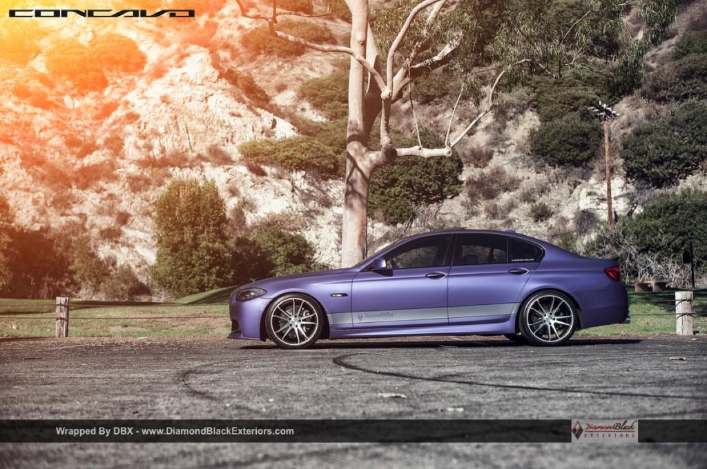 Diamond Black Exteriors F10 BMW 5 Series