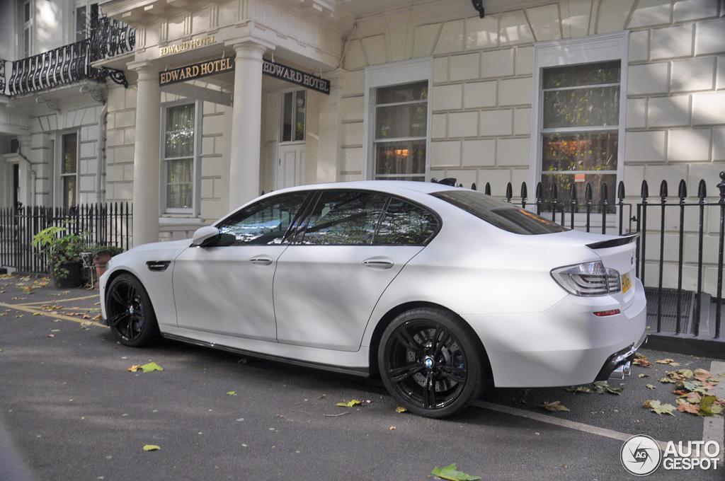 F10 BMW M5 by 3D Design