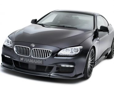 Hamann F12 BMW 6 Series