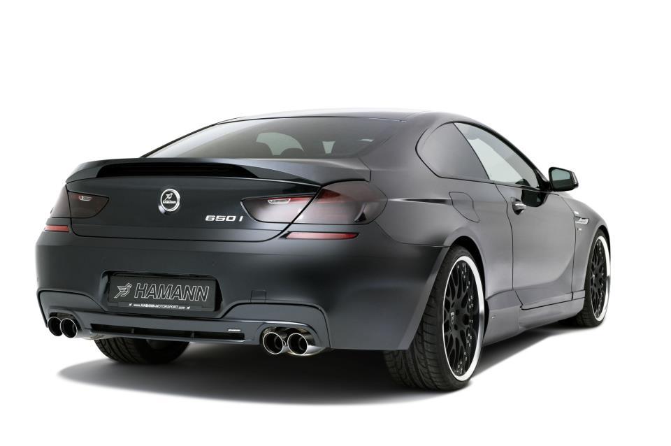 Hamann F12 BMW 6 Series
