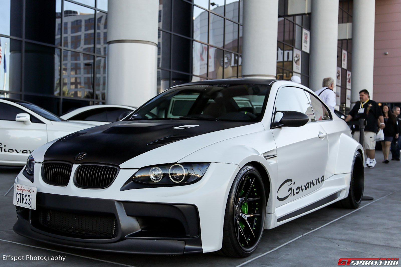 Vorsteiner GTRS5 E92 BMW M5
