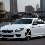 BMW 6 Series Gran Coupe on Vossen wheels (1)