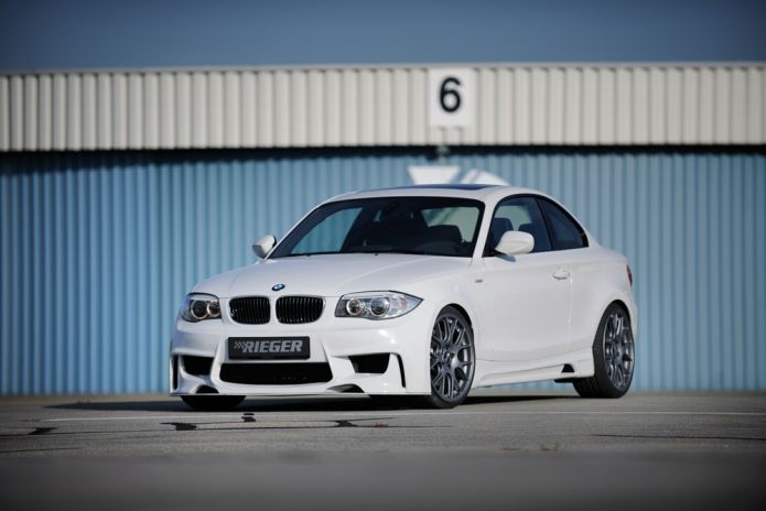E82 BMW 1 Series by Rieger Tuning