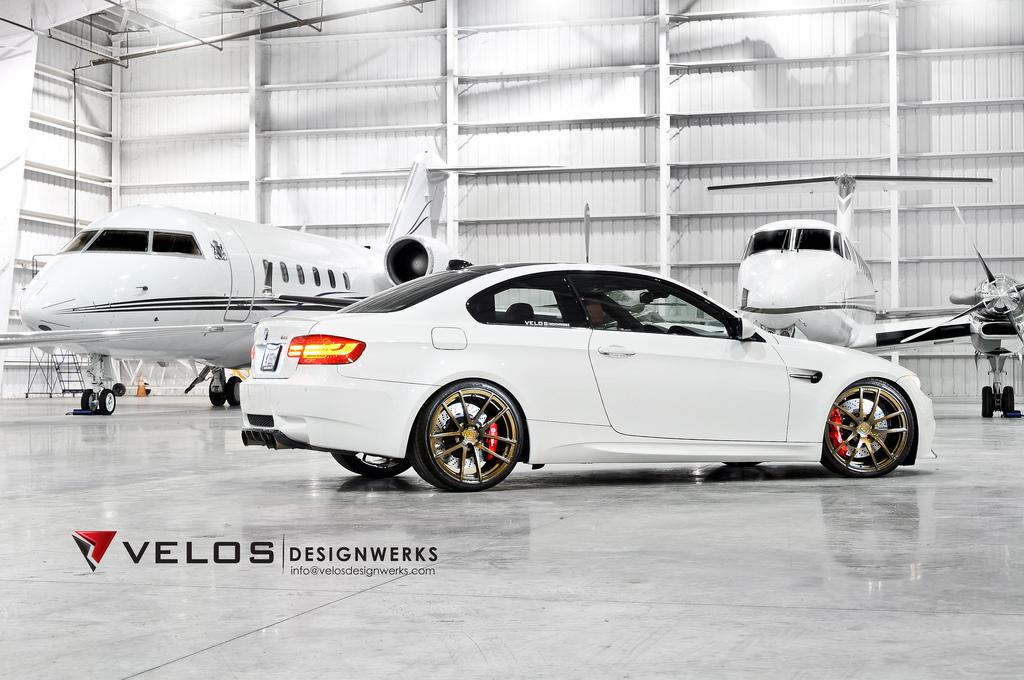 E92 BMW M3 by Velos Designwerks