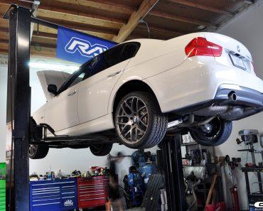 EAS E90 BMW 335i