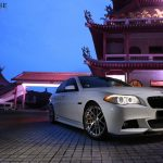 F10 BMW 5 Series SM7 Strasse Forged (1)