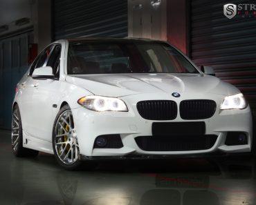 F10 BMW 5 Series SM7 Strasse Forged