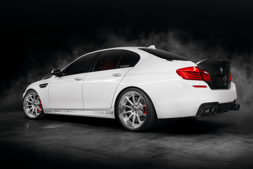 F10 BMW M5 by Agency Power