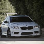 F10 BMW M5 by Hamann and Wheels Boutique (2)