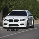F10 BMW M5 by Hamann and Wheels Boutique (7)
