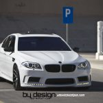 F10 BMW M5 by Hamann and Wheels Boutique (9)
