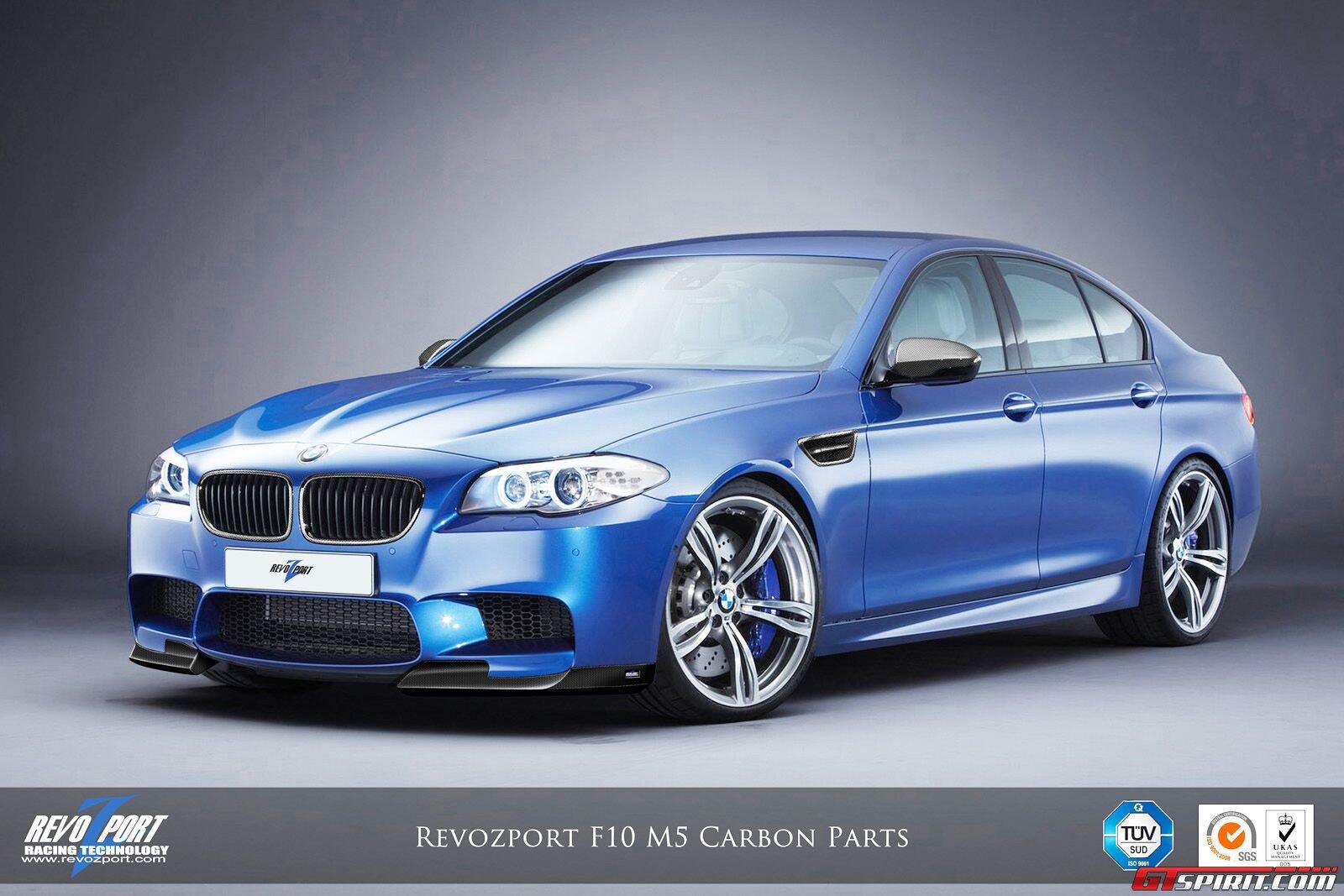 F10 BMW M5 by RevoZport