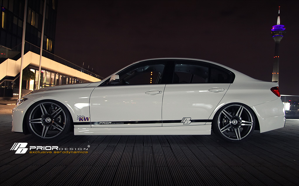 F30 BMW 3 Series by Prior Design