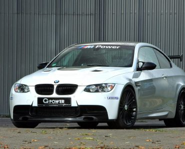 G-Power E92 BMW M3