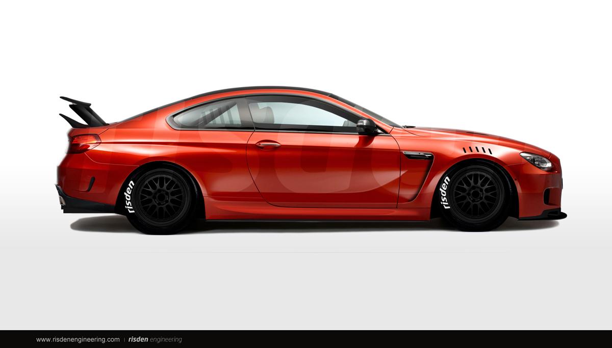 Risden Engineering F12 BMW M6